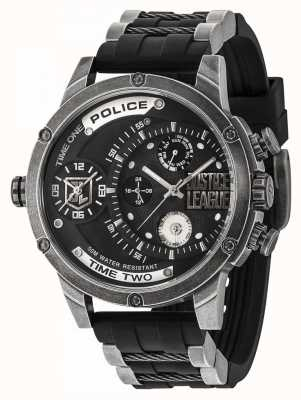 Police Justice League limited edition horloge dealeruitgave 14536EDG