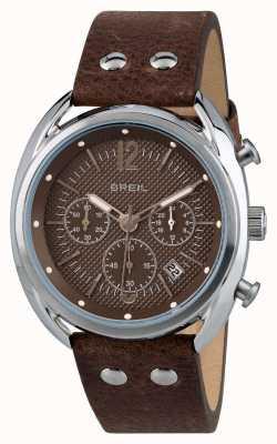 Breil Beaubourg roestvrij stalen chronograaf matte wijzerplaat TW1663