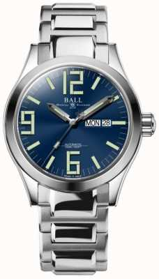 Ball Watch Company Engineer genesis 43mm blauwe wijzerplaat NM2028C-S7-BE