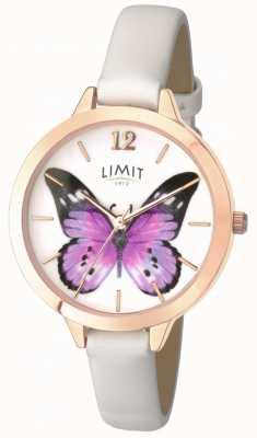 Limit Womens geheime tuin vlinder horloge 6272.73