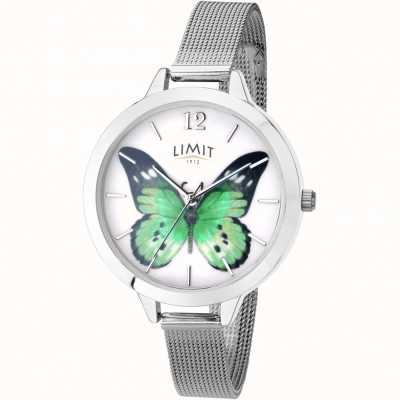 Limit Womens geheime tuin vlinder horloge 6277.73