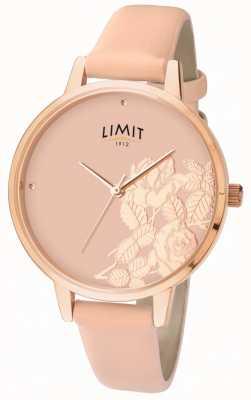 Limit Dames limiet horloge bloemen wijzerplaat 6288.73