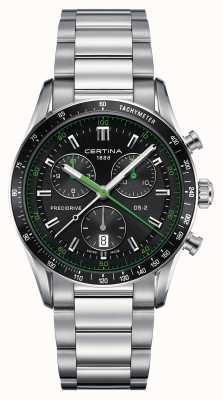 Certina Mens ds-2 precidrive chronograph horloge C0244471105102