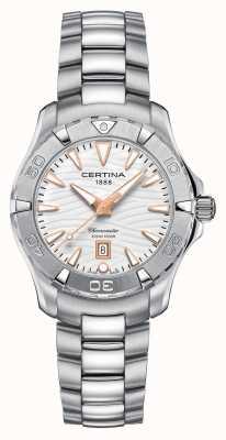 Certina Womens ds actie 300m horloge C0322511101101