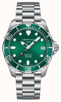 Certina Mens ds actie precidrive 300m horloge C0324101109100