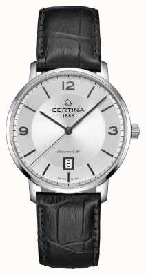 Certina Mens ds caimana powermatic 80 horloge C0354071603700