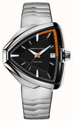 Hamilton Ventura elvis80 roestvrij stalen horloge H24551131