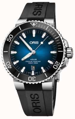 Oris Clipperton limited edition rubberen band 01 733 7730 4185-SET RS