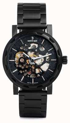 Weird Ape Kolt automatische zwarte ip-armband en etui WA02-005514