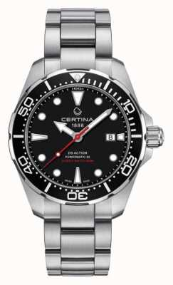 Certina Men's ds actieduiker powermatic 80 automatisch horloge C0324071105100