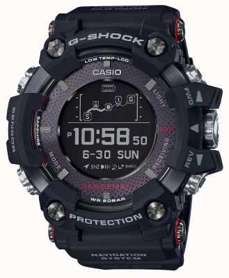 Casio G-shock rangeman gps positie zonne-oplaadbaar GPR-B1000-1ER