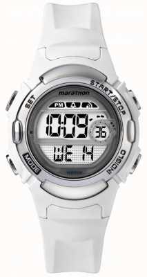Timex Sacovill chronograaf grijze lederen band grijze wijzerplaat TW5M15100
