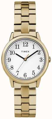 Timex Womens 31mm expeditieband in roestvrij staal armband TW2R58900