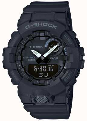 Casio G-shock bluetooth fitness step tracker zwart GBA-800-1AER