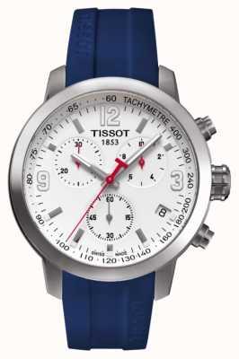 Tissot Mens prc 200 speciale editie natwest 6 nations horloge T0554171701704