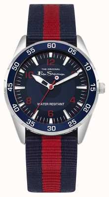 Ben Sherman Kindergymtas & horloge geschenkset BSK003UR