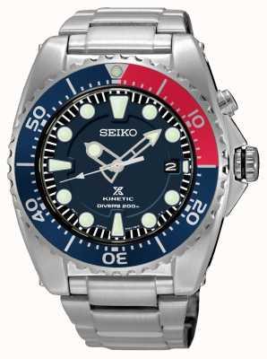 Seiko Prospex kinetische 200m duikers datumweergave SKA759P1