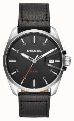 Diesel Mens MS9 nsbb lederen band DZ1862