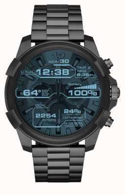 Diesel Herenhorloge met roestvrij stalen horlogeband DZT2004