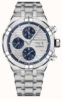 Maurice Lacroix Aikon chronograph automatic manufacture uurwerk AI6038-SS002-131-1