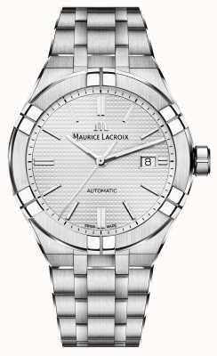 Maurice Lacroix Aikon automatisch roestvrijstalen horloge AI6008-SS002-130-1
