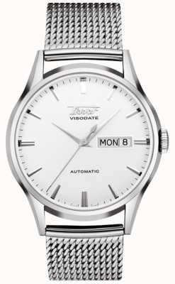 Tissot Heritage visueert automatisch roestvrij stalen horloge T0194301103100