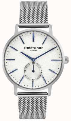 Kenneth Cole Heren roestvrijstalen subdial horloge KC50055002