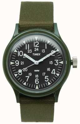 Timex Womens mk1 36mm nylon bandhorloge TW2P88400