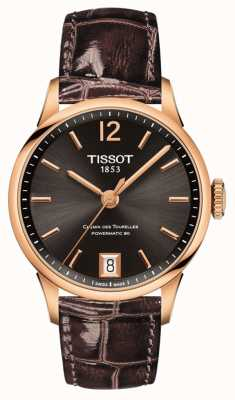 Tissot Dames chemin des tourelles powermatic 80 T0992073644700