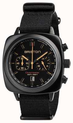 Briston | clubmaster sport zwart mat | 18142.PBAM.BS.4.NB
