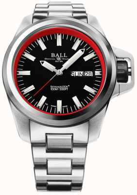 Ball Watch Company Limited edition devgru engineer koolwaterstof NM3200C-SJ-BKRD