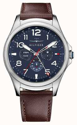 Tommy Hilfiger Unisex bluetooth android draagt smartwatch 1791406
