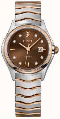 EBEL Automatische diamant datumdisplay met datumdetectie van vrouwen 1216265