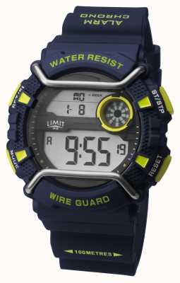 Limit Sport blauw digitaal 5946