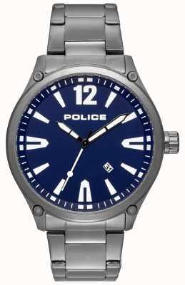 Police Heren denton PL.15244JBU/03M