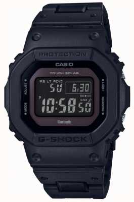 Casio G-shock bluetooth radio controlled composite band zwart GW-B5600BC-1BER