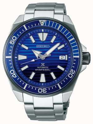 Seiko | prospex | red de oceaan | samurai | automatisch | duiker | SRPC93K1