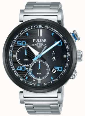 Pulsar Chronograafhorloge herenhorloge roestvrij staal PZ5065X1