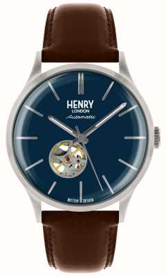 Heren Henry London heritage automatic HL42-AS-0277