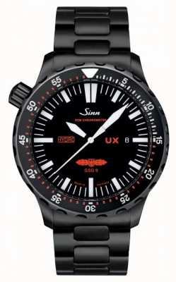 Sinn Ux s gsg 9 pvd armband 5000m waterbestendig 403.062 PVD BRACELET