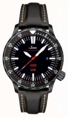 Sinn Mens ux s ezm 2b lederen band 403.060 LEATHER