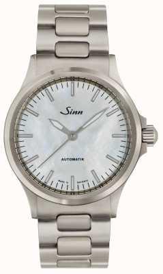 Sinn 556 i parelmoer w armband 556.0102 BRACELET
