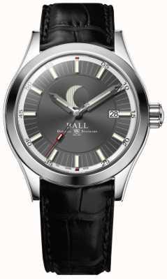 Ball Watch Company Engineer ii maanfase datumaanduiding grijze wijzerplaat NM2282C-LLJ-GY