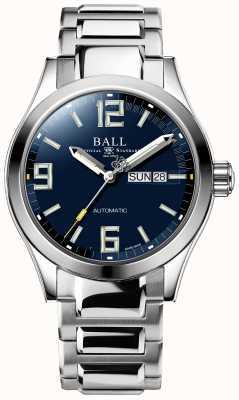 Ball Watch Company Engineer iii legend automatische blauwe wijzerplaat dag & datum weergave NM2028C-S14A-BEGR