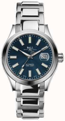 Ball Watch Company Engineer ii marvelight automatische blauwe wijzerplaat datumweergave NM2026C-S6-BE