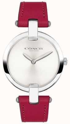 Coach Blauw chrystie horloge voor vrouwen 14503199