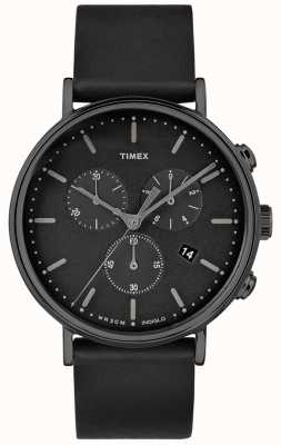 Timex fairfield contactloze betaling TW2T11300UK