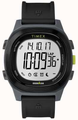 Timex Iron man essentieel zwart horloge TW5M18900SU