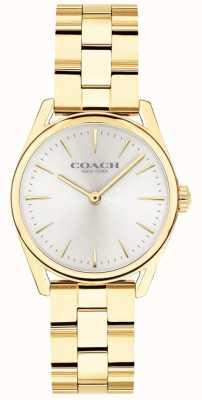 Coach Womens moderne luxe goudkleurige armband 14503208