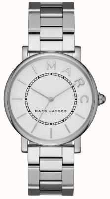 Marc Jacobs Dames marc jacobs klassiek horloge zilver MJ3521